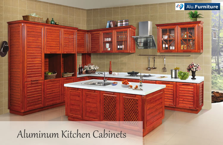 Aluminum furnitures aluminum profiles to make furnitures for Aluminum kitchen cabinets in the philippines