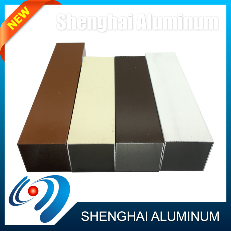 Anodized painting aluminum profiles for kitchen cabinet for Painting anodized aluminum
