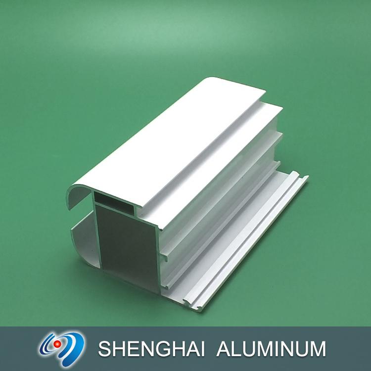 Nigeria Style Aluminum Profiles To Make Doors And Windows