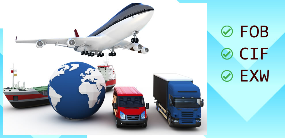 logistics and payment